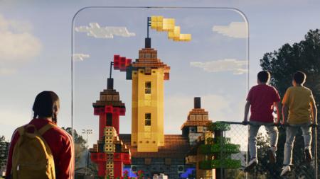 Игра Minecraft Earth с дополненной реальностью появится в раннем доступе в октябре