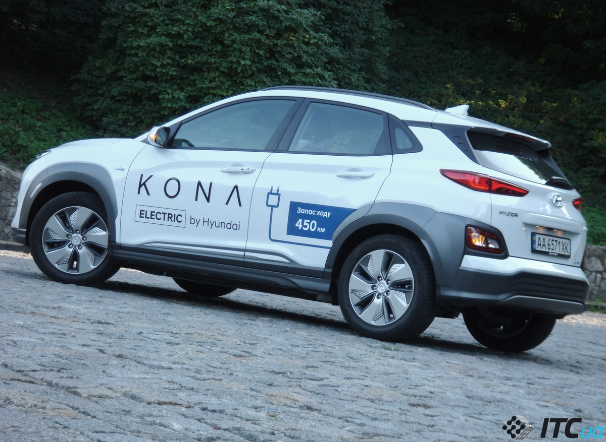 Тест-драйв Hyundai Kona Electric: да, дорого – но зато реально все хорошо
