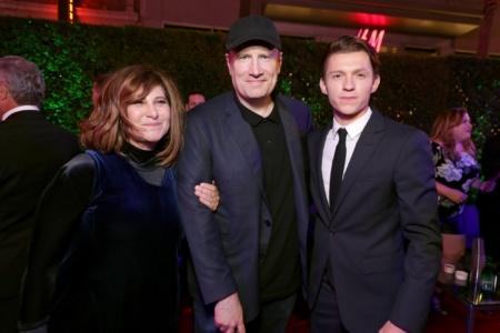 Sony и Disney договорились: Кевин Файги возвращается на роль продюсера третьего фильма Spider-Man, а Человек-Паук продолжит появляться в фильмах киновселенной Marvel