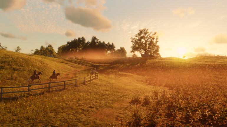 Отличия и первые скриншоты PC-версии Red Dead Redemption 2