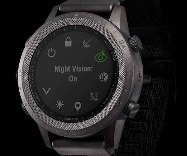 Умные часы Garmin MARQ Commander получили «скрытый» режим, кнопку для удаления данных и ценник $1950
