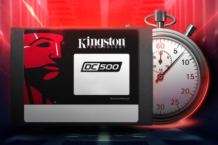 Kingston запускает в Украине HotSwap — сервис оперативной замены серверных SSD