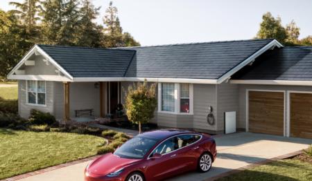 Энергоэффективнее и дешевле. Tesla представила третье поколение революционных солнечных крыш Solar Roof