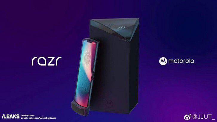 Официально: сгибающийся Motorola RAZR 2019 будет представлен 13 ноября