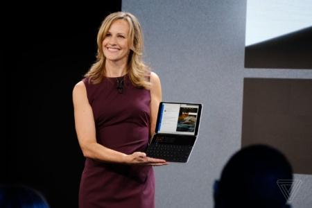 Microsoft показала Surface Neo — складной мобильный ПК с двумя дисплеями под управлением ОС Windows 10X