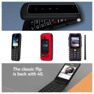 5 кнопочных телефонов на все случаи жизни