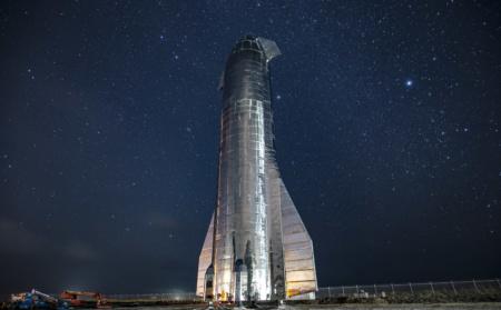 Илон Маск рассказал, что космодромы для Starship будут строиться в 30 км от берега