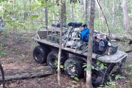 Американские военные обзаведутся робоносильщиками MUTT