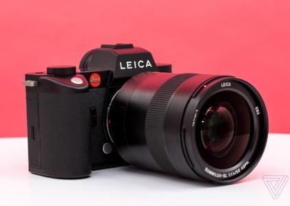 Полнокадровая беззеркальная камера Leica SL2 получила сенсор на 47,3 Мп, запись видео 4K/60p и 5K/30p и цену $6000
