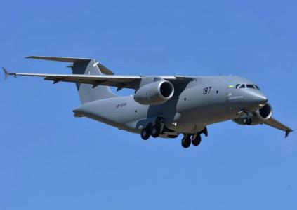 «Антонов» подписал контракт на поставку самолета Ан-178 для национальной полиции Перу (это первая продажа с 2015 года)