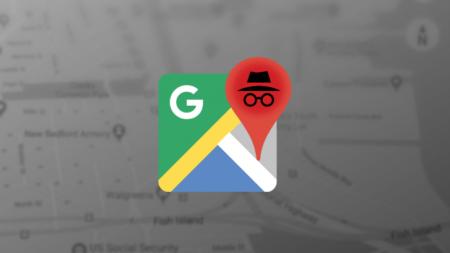 Как стать невидимкой на карте. В Google Maps появился режим «Инкогнито» без какого-либо отслеживания действий