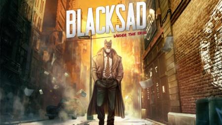 Blacksad: чёрный кот-сыщик в стиле нуар