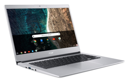 В Chrome OS 78 добавлен режим «картинка в картинке» для YouTube и улучшена работа с настройками