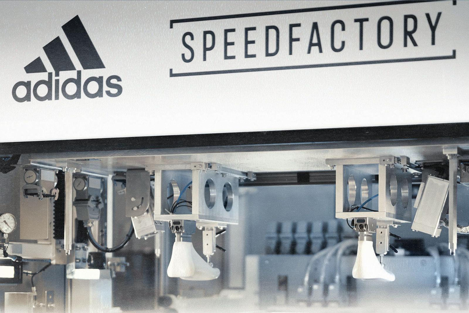Adidas закрывает роботизированные фабрики в Германии и США, технологии компании будут использоваться поставщиками в Азии