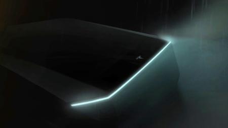 Илон Маск анонсировал презентацию долгожданного пикапа Tesla Cyber Truck