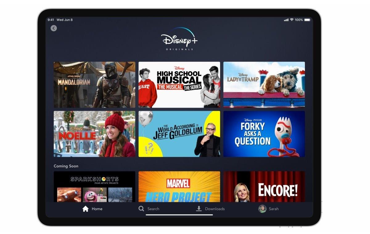Мировая премьера Disney+: онлайн-кинотеатр Disney запустился в США, Канаде и Нидерландах