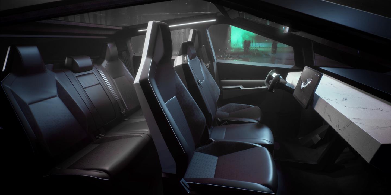 Илон Маск представил новейший пикап Tesla — Cybertruck (ВИДЕО)