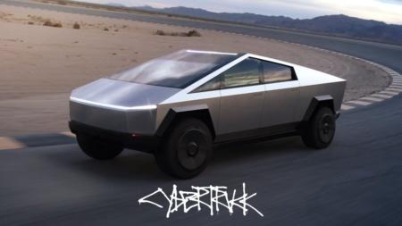 Пикап Tesla Cybertruck представлен официально. Действительно «бронетранспортер из будущего»