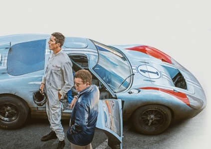 Рецензия на фильм Ford v Ferrari / «Аутсайдеры»