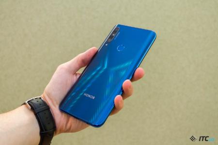 Опыт использования смартфона Honor 9X