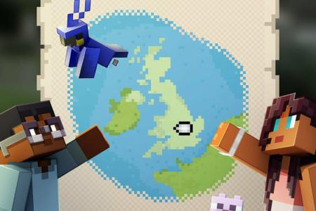 Игра Minecraft Earth вышла в ранний доступ