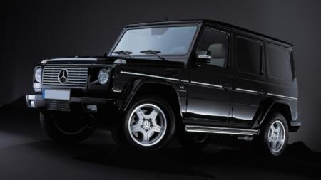 Mercedes-Benz собирается выпустить электрическую версию знаменитого «Гелендвагена»