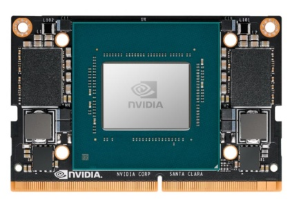 NVIDIA анонсировала модуль Jetson Xavier NX для роботов и систем с ИИ