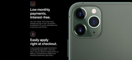 Держатели Apple Card теперь могут оформить беспроцентную рассрочку на покупку нового iPhone