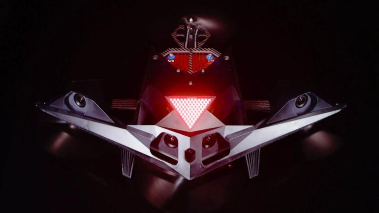 Алгоритму не удалось победить человека в гонке дронов DRL