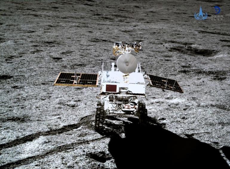Китайский луноход «Юйту-2» побил рекорд длительности работы на поверхности Луны