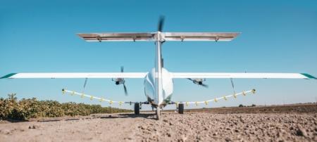 Стартап Pyka разработал сельскохозяйственный дрон Egret, способный обрабатывать пестицидами 40 гектар полей за час