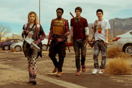 Netflix отменил молодежный постапокалиптический сериал Daybreak / «Рассвет» после первого сезона