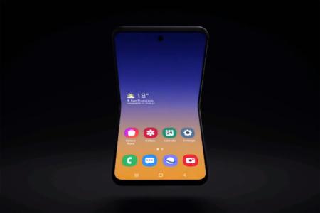 Samsung патентует смартфон с растягивающимся дисплеем, а Galaxy Fold 2 может получить гибкий экран со стеклянным покрытием