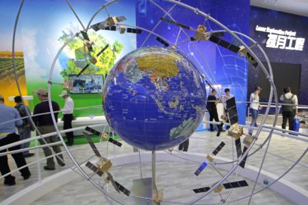 Китайский аналог GPS. Навигационная система BeiDou должна быть полностью готова к середине 2020 года