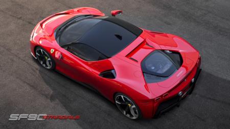 «Технология пока не там, где должна быть». Ferrari выпустит свой первый полноценный электромобиль не раньше 2025 года