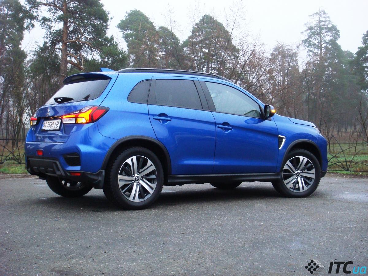 Тест-драйв Mitsubishi ASX 2020: ТОП-5 вопросов и ответов (+ 1.6 FWD против 2.0 AWD)