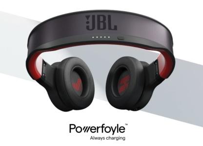 Беспроводные наушники JBL Reflect Eternal с солнечными элементами питания обеспечивают неограниченное прослушивание музыки