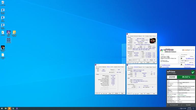 Процессор AMD Ryzen 9 3900X установил рекорд в тесте wPrime и обошёл Core i9-7920X, даже работая на более низкой частоте