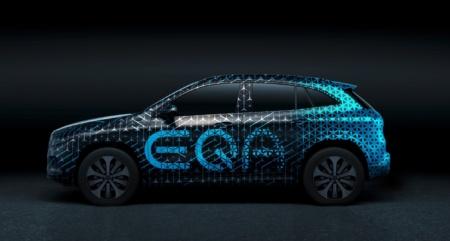 Концепция изменилась: Электромобиль Mercedes EQA будет не хэтчбеком, а электрической версией кроссовера GLA, который дополнит линейку EQB и EQC