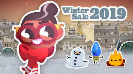 Steam объявил «Зимнюю распродажу» со скидками, жетонами и заданиями, она продлится до 2 января