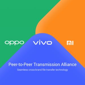 Xiaomi, Vivo и Oppo представили новую систему беспроводной передачи файлов на базе Bluetooth и Wi-Fi P2P