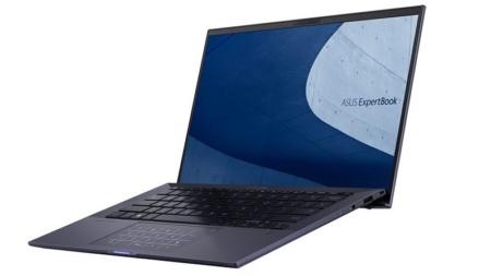 14-дюймовый бизнес-ноутбук ASUS ExpertBook B9450FA: масса 990 грамм и до 22 часов автономности