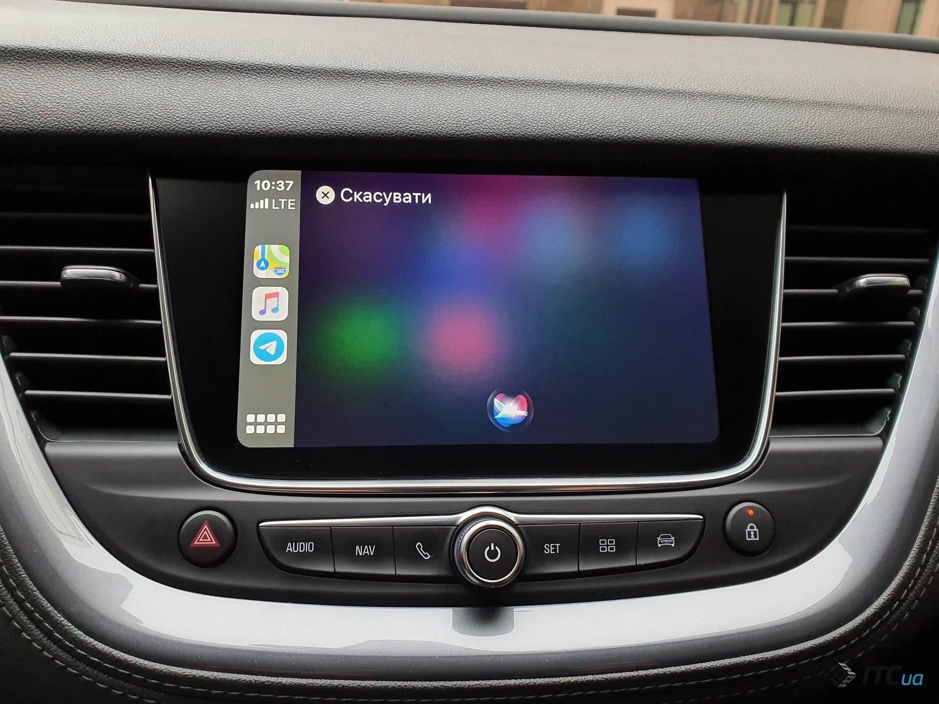 Apple CarPlay в iOS 13: новый интерфейс, улучшение Siri и календарь в автомобиле