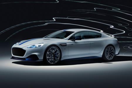 Aston Martin отменил серийный выпуск электромобиля Rapide E из-за финансовых проблем, проект сохранят на правах исследовательского