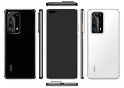 Новые камерофоны Huawei P40 окажутся заметно дешевле предшественников