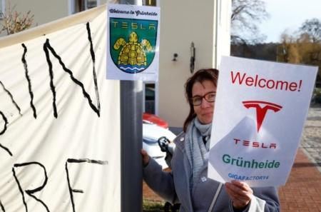 Немецкий завод Tesla Gigafactory 4: компания купила земельный участок площадью 300 гектаров