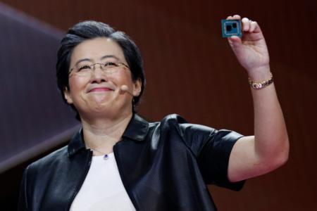 Акции AMD превысили установленный в 2000 году исторический максимум