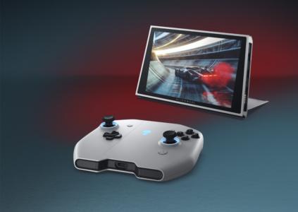Alienware Concept UFO – модульный портативный игровой компьютер с возможностью гибкой настройки