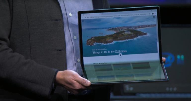 Intel показала дискретную видеокарту и складной планшет с процессором Tiger Lake, в которых используются GPU Xe