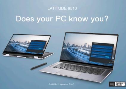 Бизнес-ноутбук Dell Latitude 9510: до 30 часов автономной работы, поддержка 5G и технологий ИИ, цена от $1800